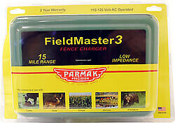 Parker Mccrory baygard P parmak Fieldmaster3 Fence Charger Green 15 Mile
