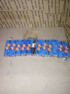 12 1950 52 Buick Nos Ac Spark Plugs 46x Straight 8 Cyl Gm Hot Rod Vintage Delco