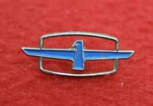Vintage Ford Thunderbird Emblem Logo Badge Hat Lapel Pin Accessory T Bird