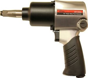 Mtp Mt 500l 1 2 Drive Air Impact Wrench With 2 Anvil Super Duty