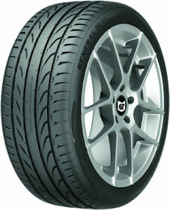 2 New General G Max Rs 295 30r18 Tires 2953018 295 30 18