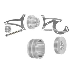 March Serpentine Drive Kit 69 78 302 W Power Steering In 65 69 Mustang