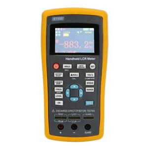 Handheld High Precision Lcr Resistance Inductance Capacitance Meter Tester