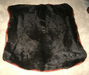 Est 1880 1930 Horse Hair Hide Buggy Sleigh Lap Blanket Robe By Cownie Tanning