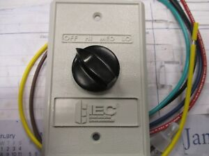 Carson 10a 125vac Toggle Switch With Iec Cover
