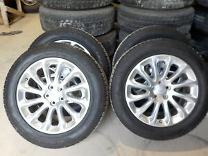4 Factory 2018 Range Rover Hse 20 Wheels Goodyear Tires Land Rover 71a