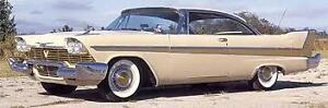 Plymouth Dodge 1960 1959 1958 1957 1956 1955 1954 1953 1952 1951 1950 Mirrors