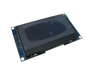 Hq 2 42 128x64 Oled Graphic Display Module Spi Ssd1309 Color White