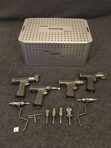 Stryker System 6 Orthopedic System W Attachments 6205 6206 6208 6209 6203 B2