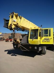 Crane Truck | MCS Industrial Solutions and Online Business Product