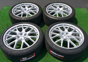 Camaro 21 Inch Wheels Tires 2ss Set 4 Genuine Gm Oem Factory Sparkle Silver Rs