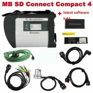 Dhl Mb Sd C4 Star Obd2 Diagnosis With Newest V2019 12 Hdd For Cars Trucks Wifi