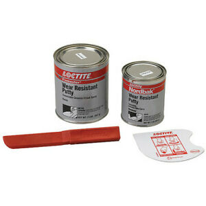 Loctite 209827 Gray Putty Putty 3 Lb Can