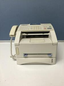Brother Intellifax 4750e Businessclass Laser Fax Machine copy fax print Freeship