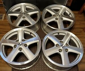 2003 2005 Honda Accord Wheels Rims 16x6 5 Factory Genuine Oem Set Of 4