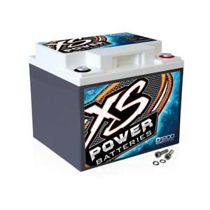 Xs Power D1200 12 Volt Deep Cycle Agm Battery 7 8 X 6 69 X 6 54 Inch
