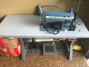 Singer 20u Industrial Sewing Machine