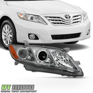 For 2007 2009 Toyota Camry Le Ce Xle Projector Headlight Headlamp Passenger Side