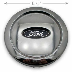 Ford Expedition Oem Wheel Center Cap 4l14 1a096 Db Chrome Finish 03 04 05 06