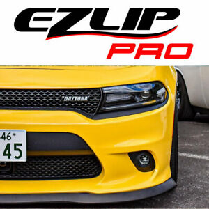 Ez Lip Pro Universal Body Kit Spoiler Skirts Protector Easy For Dodge Charger