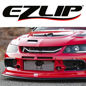 Ez Lip Universal Spoiler Body Kit Splitter Protector For Lancer Evolution Evo