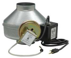 Fantech Dbf 4xl Dryer Booster Duct Fan 115v 9 3 4 Dia