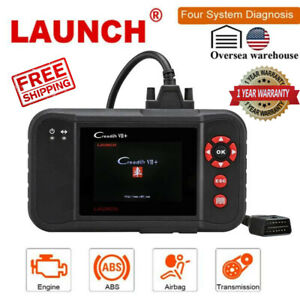 Launch Creader Vii Obd2 Diagnostic Scan Tool Auto Code Reader Engine At Abs Srs