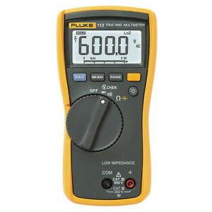 Fluke Fluke 113 Utility Multimeter With Display Backlight