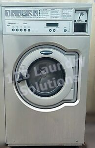 Wascomat 20lb Front Load Washer E620 120v 1ph Used