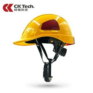 Ck Tech Safety Helmet Hard Cap Breathable Construction Work Protect Helmets