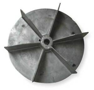 Dayton 2zb34 Replacement Blower wheel