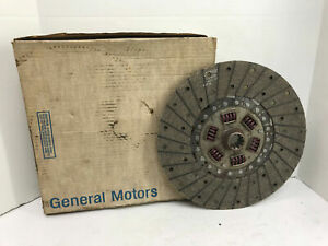 New Nos Gm 3789734 Clutch Disc For 1967 1969 Chevrolet Trucks