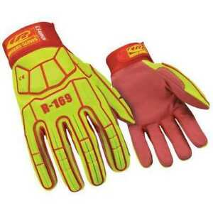 Ringers Gloves 169 12 Impact Gloves 2xl synthetic Leather pr