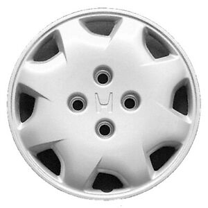 55045 Reconditioned Factory 15in Wheel Cover Fits 1998 2002 Honda Accord Silver