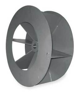 Dayton 2zb41 Replacement Blower wheel