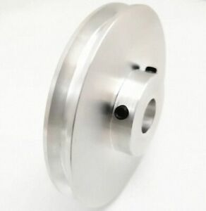 5 To 25mm Bore V groove Step Pulley 80mm Outer Diameter Select Size