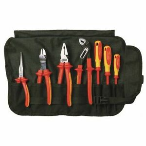 Knipex 9k 98 98 27 Us Insulated Tool Set 7 Pc