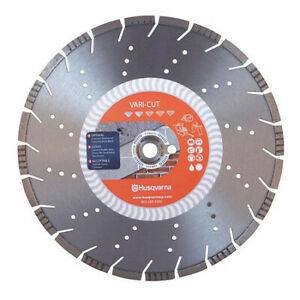 Husqvarna Vari cut 16 Diamond Saw Blade masonry 16 In Dia