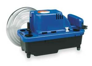 Little Giant Vcmx 20ulst Pump condensate 115v 1 5 Amps