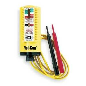 Ideal 61 076 Voltage continuity Tester 600vac 600vdc