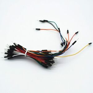1300pcs Jump Wire Cable Male To Male Jumper Wire For Breadboard