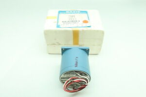 Superior Electric Ss25 Slo syn Stepper Motor 120v ac 0 1a Amp 72rpm