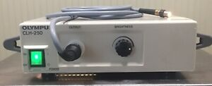 Olympus Clh 250 Halogen Endoscopy Endoscope Light Source