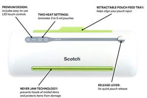 3m Scotch Thermal Laminator Pro 2 Roller System Tl906 Free Shipping