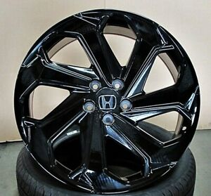 20x8 5 Wheels Fits Honda Accord Ex Lx Coupe Sedan Civic 20 Inch 5x114 3 Rims Set