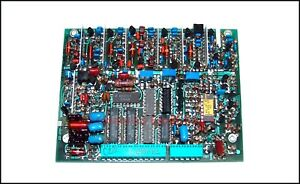 Tektronix 670 5548 01 Log Video Amplifier Board 492 496 Spectrum Analyzers