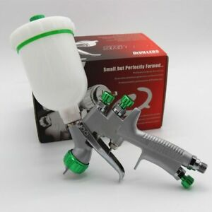 Sri Pro 1 2mm Hvlp Paint Spray Gun Devilbiss Mini Gravity Feed Paint Sprayer New