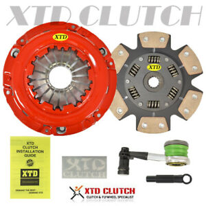 Stage 3 Clutch Kit And Slave Cyl For 05 11 Chevy Cobalt Hhr Pontiac G5 2 2l 2 4l