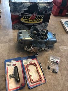 Mighty Demon 750 Annular Vacuum Sec Barry Grant 5402020gc Turbo Supercharged
