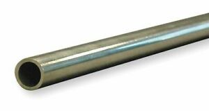 Zoro Select 3adp6 7 8 Od X 6 Ft Welded 316 Stainless Steel Tubing